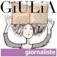 Logo GIULIA giornaliste